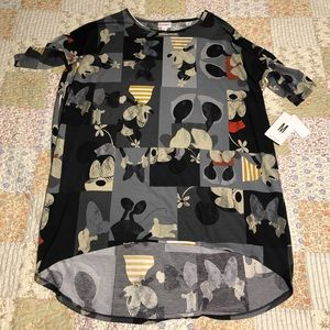 LulaRoe Minnie Mouse Irma ~ M